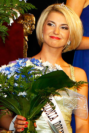 Road to Miss Polonia (Poland Universe) 2012 ,300x450